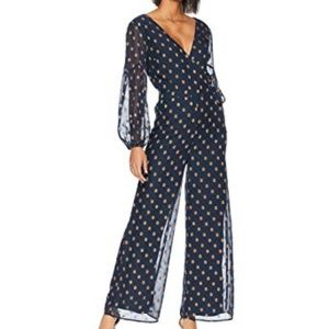 Anthropologie Ali & Jay Jacquard Jumpsuit, SzS